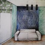 Екатерина Озерова.Проект интерьера жилого дома.